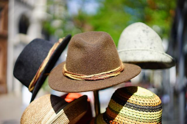 Hats, Fedora, Hat Manufacture, Stack, Music