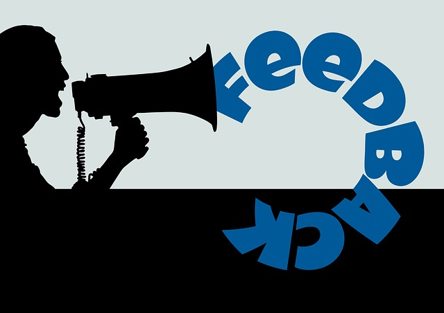 Feedback, Opinion, Megaphone, Speakers, Hand, Finger