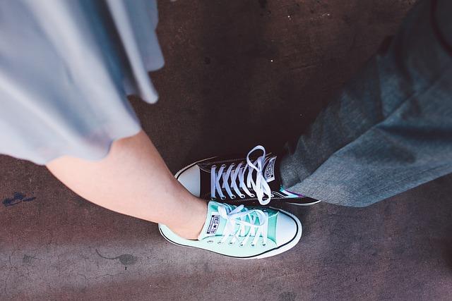 All Star, Converse, Feet, Footwear, Girl, Sneakers
