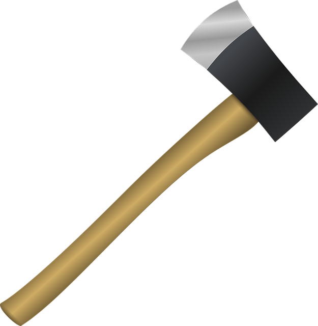 Axe, Felling, Weapons, Wood, X, The Woodcutter