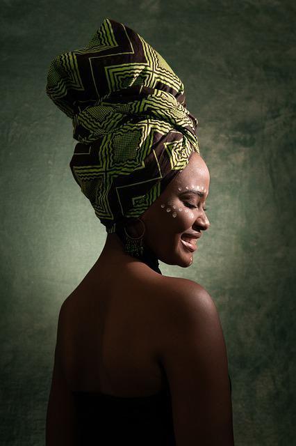 Woman, African, People, Black, Girl, Female, Face