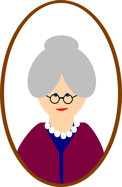 Old, Female, Woman, Face, Person, Grandma, Senior