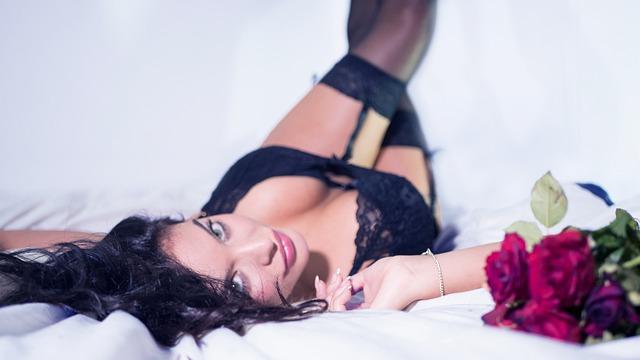 Woman, Lingerie, Bra, Underwear, Sexy, Female, Girl