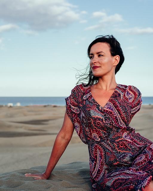 Woman, Female, Portrait, Spain, Spanish, Gran Canaria