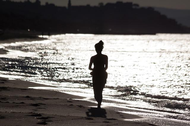 Person, Human, Female, Beach, Woman, Young