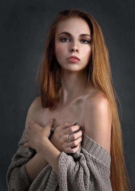 Woman, Girl, Portrait, Beauty, Hair, Face, Femininity