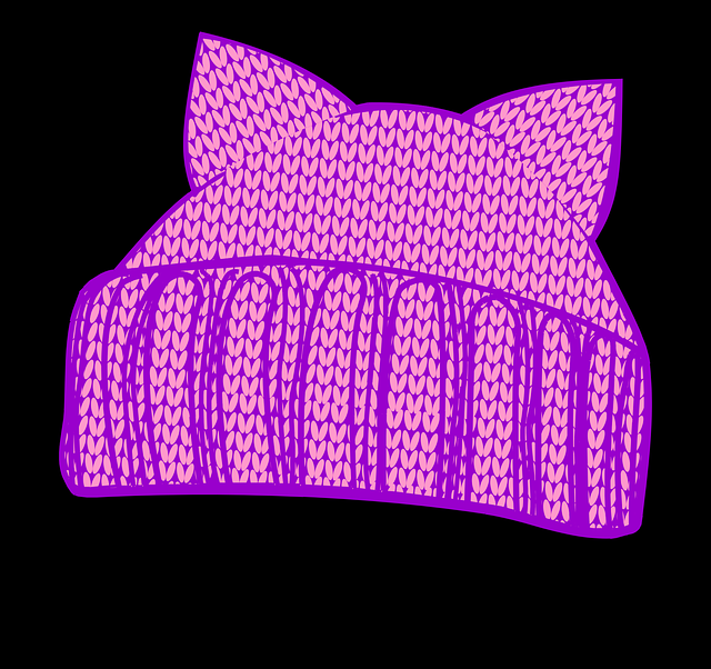 Pink Pussy, Knit Hat, Feminist, Feminism