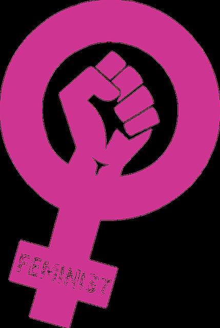Feminist, Feminism, Woman's Rights, Slogan, Female