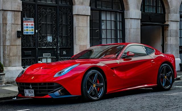 Ferrari, F12, Berlinetta, Ferrari F12, Car, Public Show