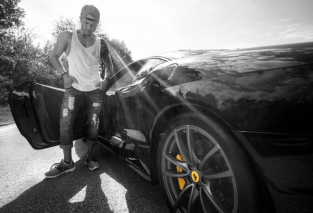 Auto, Ferrari, Sports Car, Vehicle