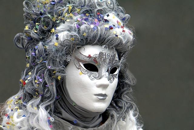 Mask, Masquerade, Carnival, Venice, Festival, Venetian