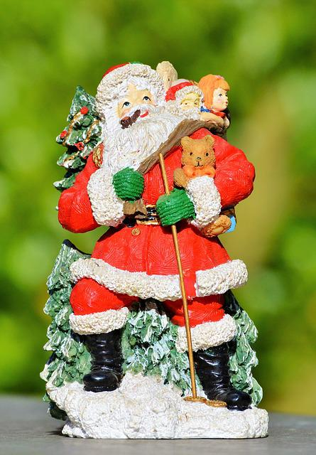 Nicholas, Santa Claus, Christmas, Festival, Happy Fixed