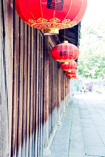 Chinese New Year, Jiangnan, Festive