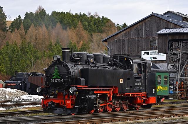 Steam Locomotive, Historically, Fichtelberg Railway