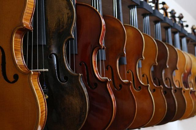Violin, Music, Fiddle, Classical, Instrument, Orchestra