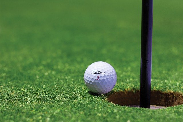 Golf, Golf Ball, Hole, Golf Course, Cup, Field, Grass