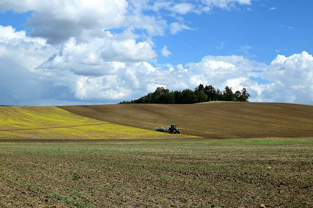 Arable, Field, Landscape, Nature, Agriculture, Sky