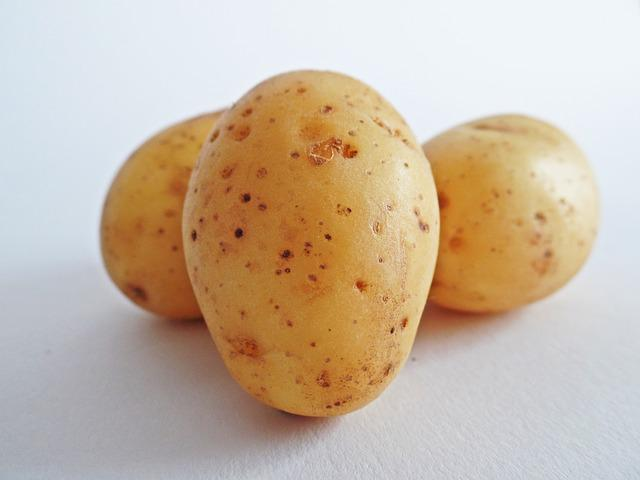 Potatoes, Vegetables, Field, Eat, Bio, Nature