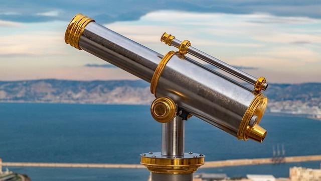 Telescope, Field-glass, Spyglass, Optical, Focus