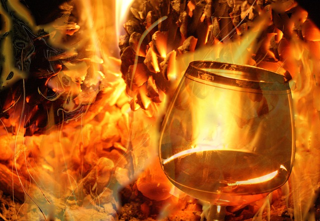 Burn, Embers, Fire, Hot, Autumn, Cold, Fiery, Fireplace