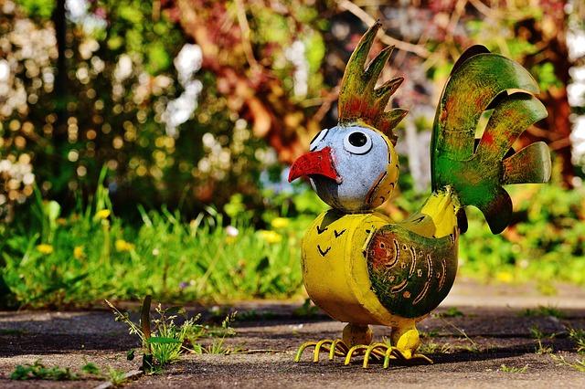 Bird, Sheet, Deco, Decoration, Outdoor, Artwork, Fig