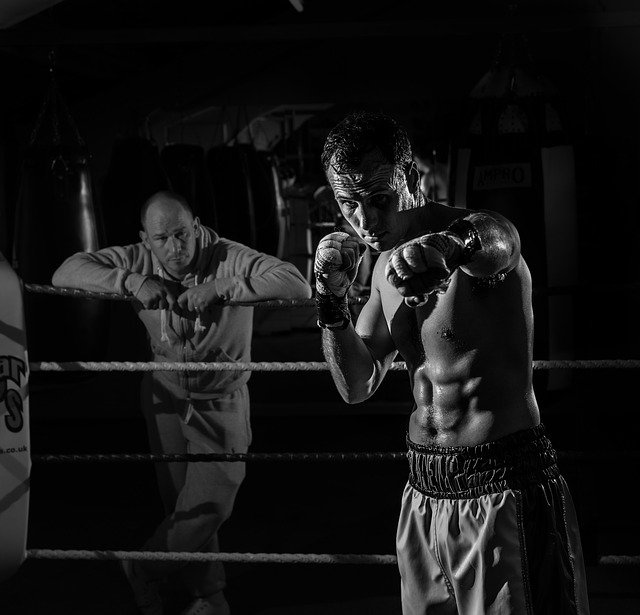 Boxing, Boxer, Fitness, Sport, Fight, Athlete, Man
