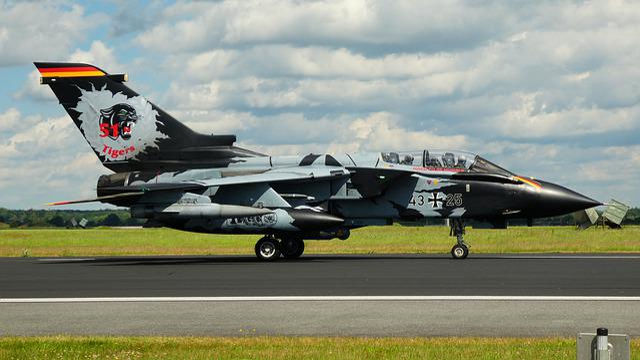 Bundeswehr, Fighter Jet, Panavia, Tornado, Air Force