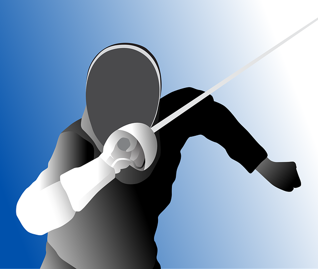 Sport, Fencer, Fighting, Competition, Combat, Active
