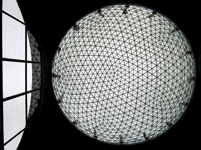 Dome, Dali Museum, Figueres, Spain, Mueum, Dali