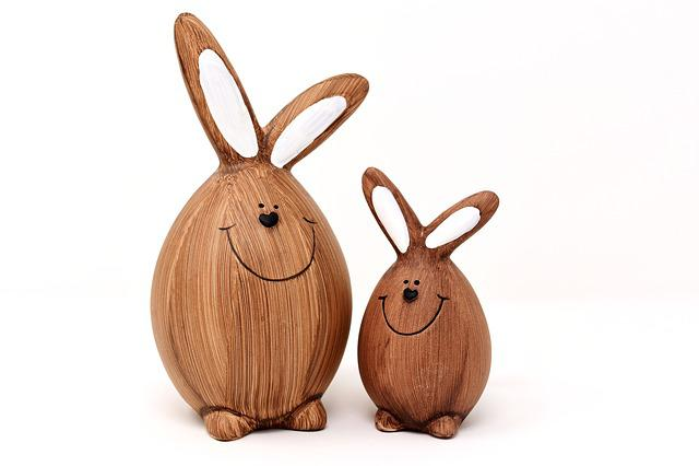 Easter, Easter Bunny, Figure, Easter Decoration