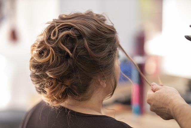 Hair, Hairdresser, Figure, Design, Style, Paint