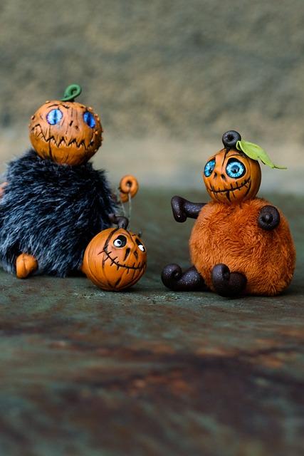 Pumkin, Figure, Halloween, Autumn, Fall, Scary