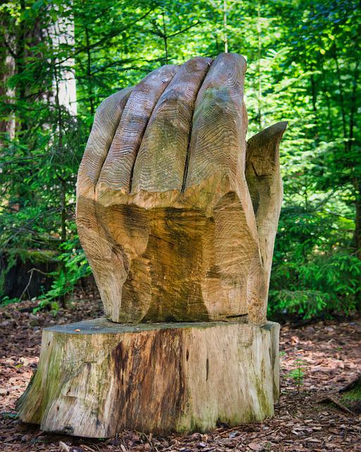 Chainsaw Art, Figure, Carving, Wood Carving, Art