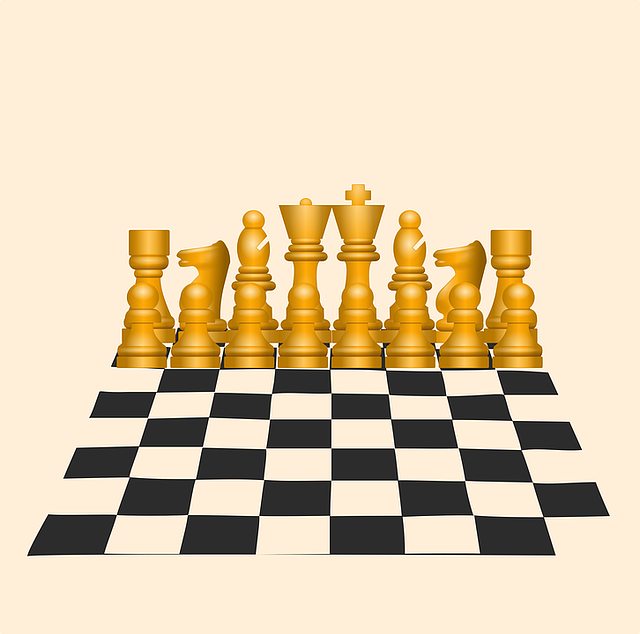 Animation, Bishop, Chess, Chessboard, Figures, Game