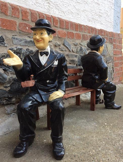 Laurel, Stan, Hardy, Comedian, Figures, Stan Laurel