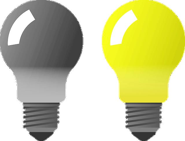 Alphabet Word Images, Bulb, Filament, Idea, Lamp, Light