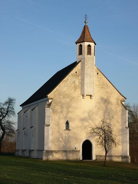 Church, Filialkirche, Wallmersdorf, Hl Sebastian