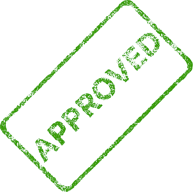 Approved, Stamp, Business, Document, File, Filing