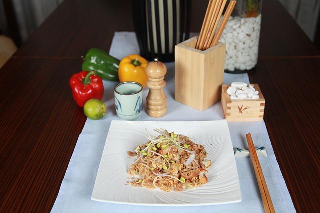 Pad Thai, Filipino Cuisine, Noodles, Stirfry, Asian