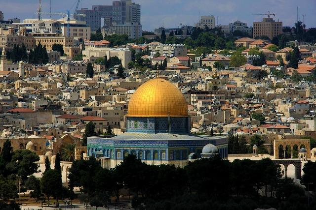 The Palestinian Authority, Jerusalem, Filistina, Yellow