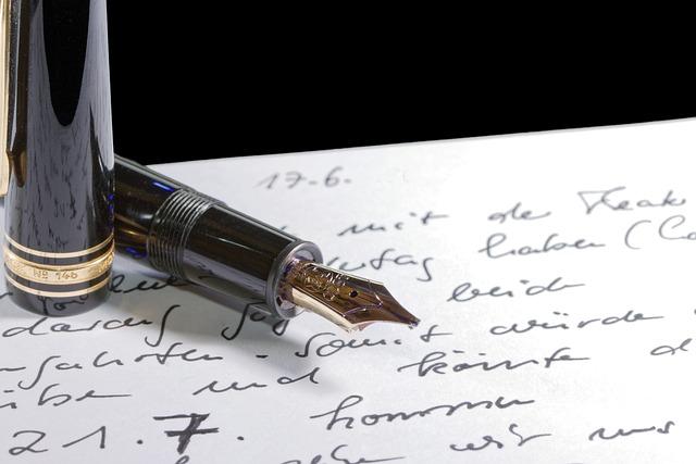 Fountain Pen, Filler, Montblanc, Master Piece, Ink
