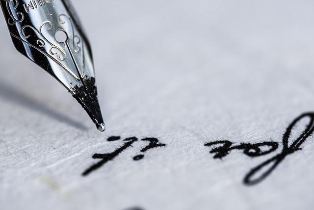 Filler, Fountain Pen, Pen, Leave, Writing Implement