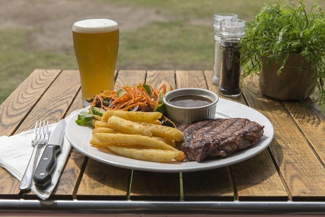 Steak, Food, Dinner, Fillet, Grill, Protein, Cut