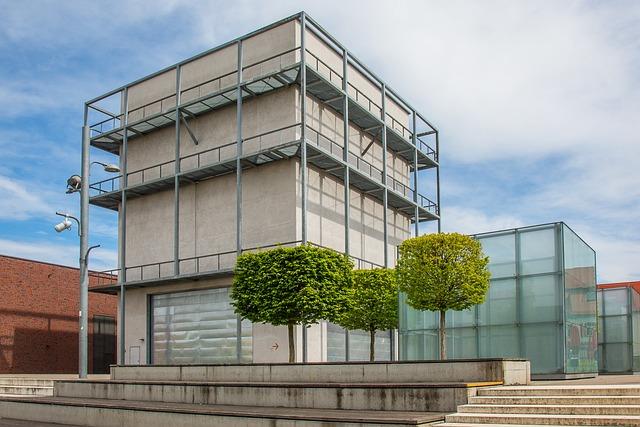 Ludwigsburg Germany, Film Academy, Academy, Rectangle
