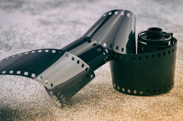 Film Roll, Analog, Old, Photo, Film, Small Picture