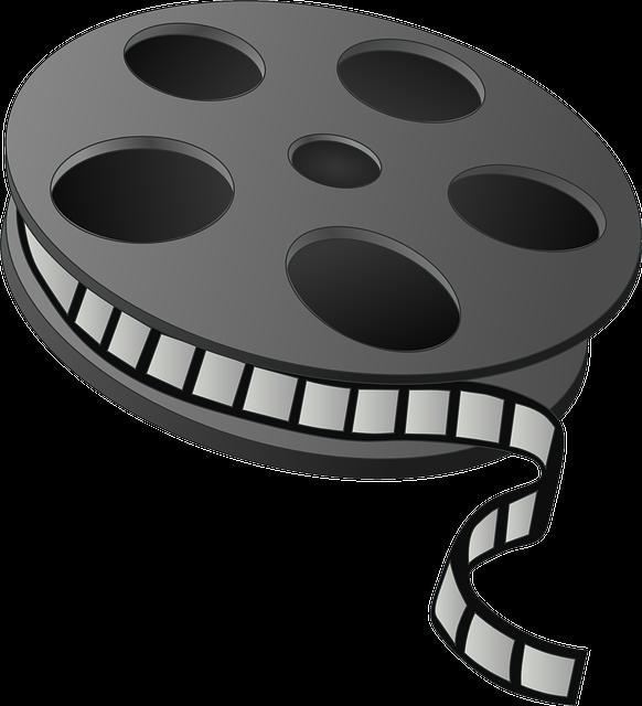 Film Reel, Cinema, Film, Movie, Reel, Video
