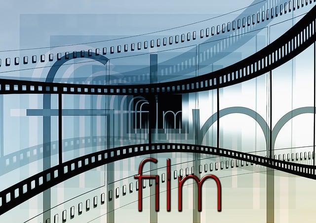 Cinema Strip, Movie, Film, Video, Cinema, Stripes