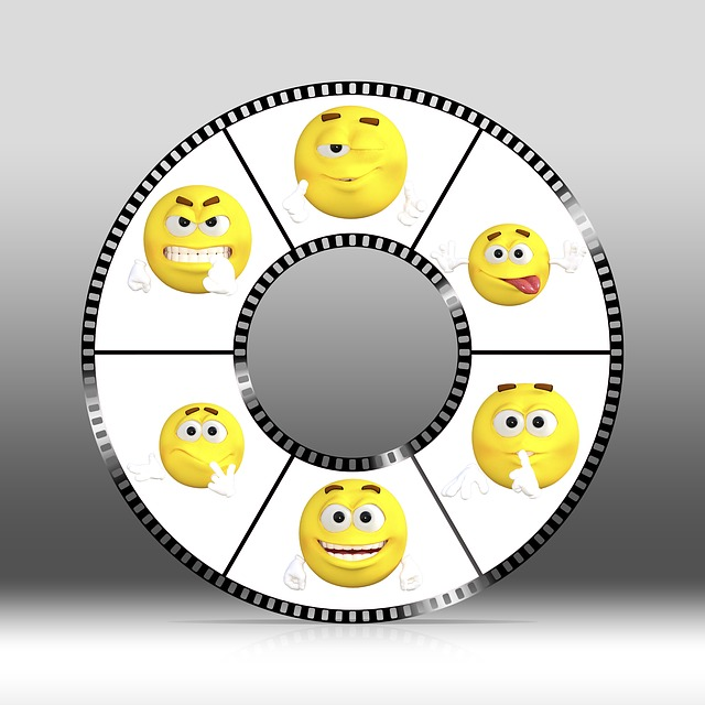 Emoji, Film, Funny, Disk