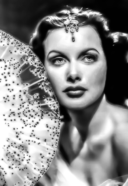 Hedy Lamarr-hollywood, Film, Actress