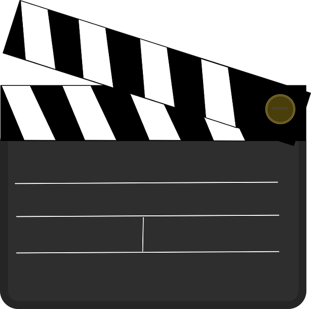 Clapperboard, Cinema, Videos, Film Icon